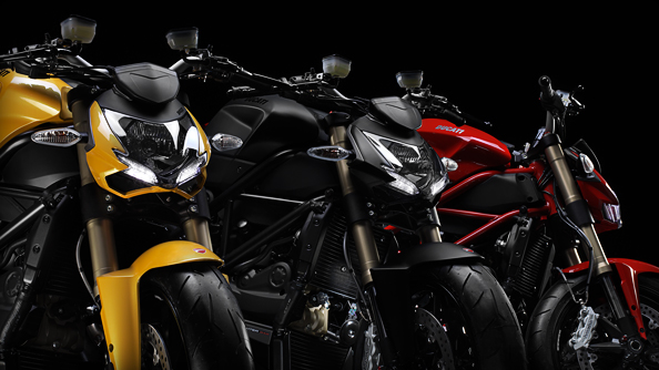 Ducati Streetfighter / 848, Streetfighter S