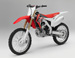 Honda CRF250R: большое обновление