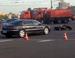 Автомобиль чиновника сбил мотоциклиста